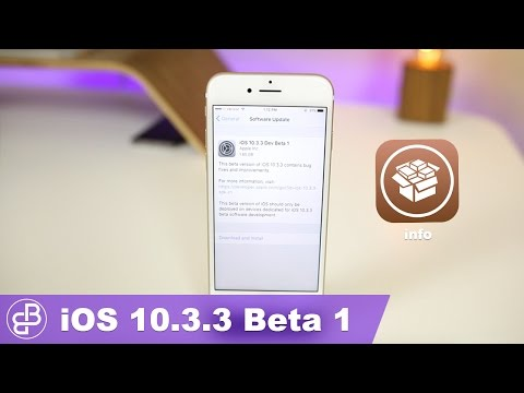 iOS 10.3.3 Beta 1 Released! What it Means for the 10.3.1/10.3.2 Jailbreak