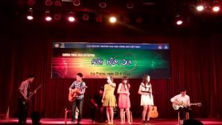 Nắng Vàng Biển Xanh Và Anh - Đầu Óc Thiên Thần - CLB Guitar Đại học Hàng hải VN