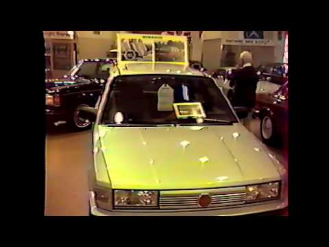 salon de l 39 auto monaco 1984 youtube. Black Bedroom Furniture Sets. Home Design Ideas
