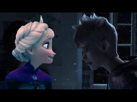 Jelsa~Let it go/Let her go