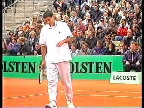 Medvedev vs Sampras (Hamburg '95) semifinal