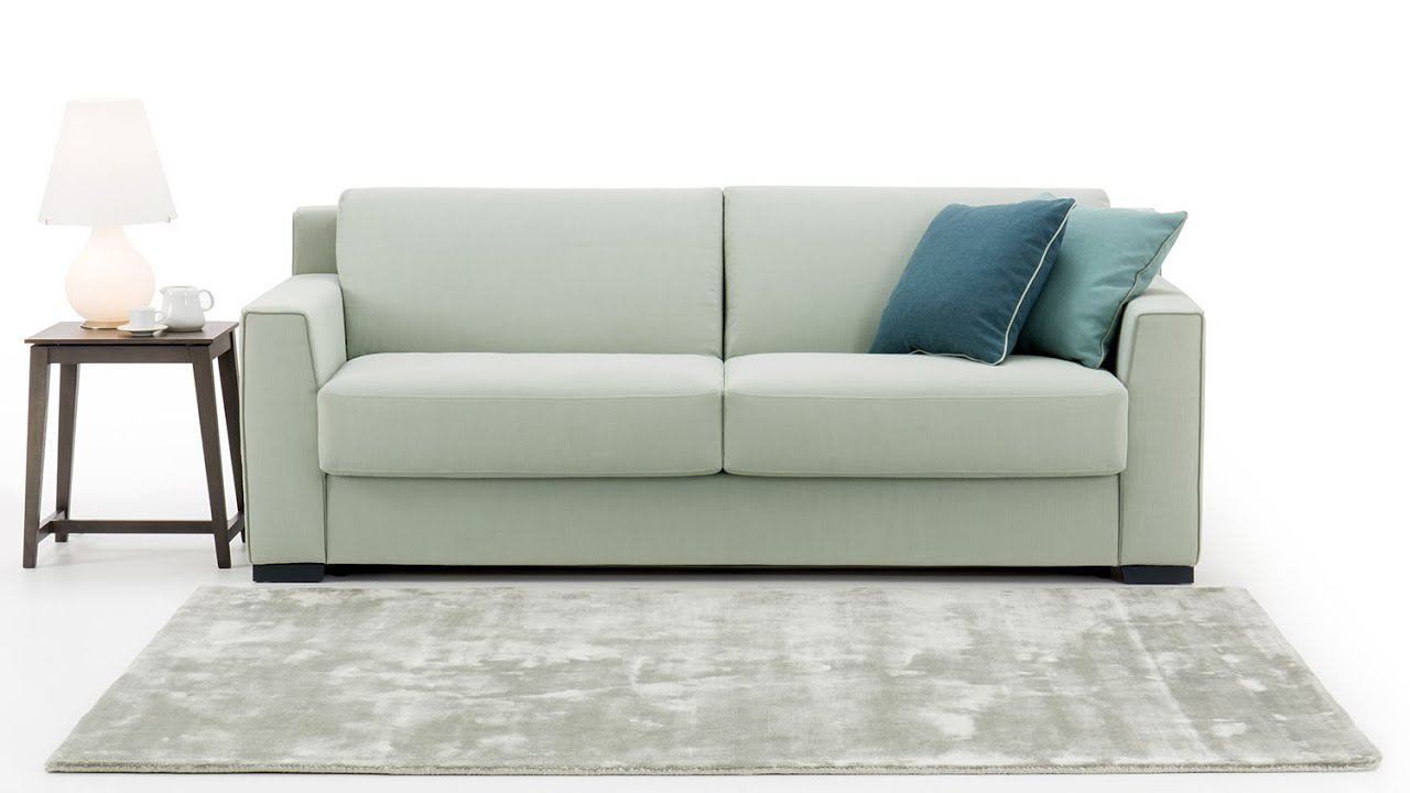 Hector Sofa Bed With Thick Mattress