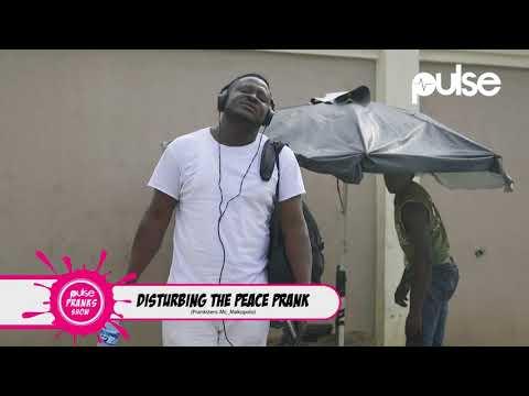 Disturbing The Peace Prank   Pulse TV