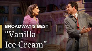 laura benanti sings vanilla ice cream in she loves me