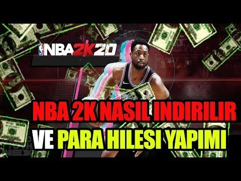NBA 2K20 NASIL İNDİRİLİR - PARA HİLESİ YAPIMI - TELEFON OYUNU - MOBİL OYUN