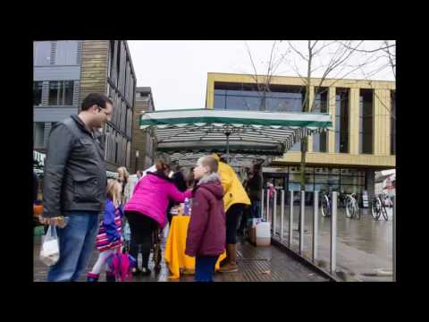 Hyperlapse of Keynsham Farmers Market