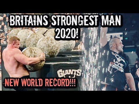BRITAINS STRONGEST MAN 2020 | WINNER?