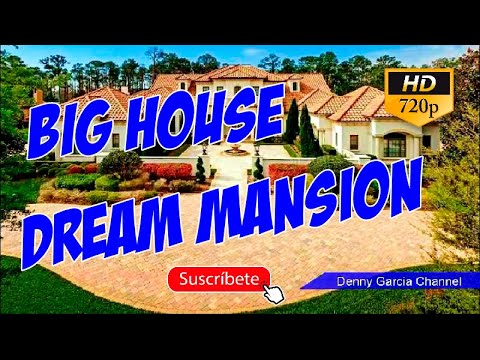 Big house dream mansion orlando fl 2015 hd 720p youtube for Big mansion homes for sale