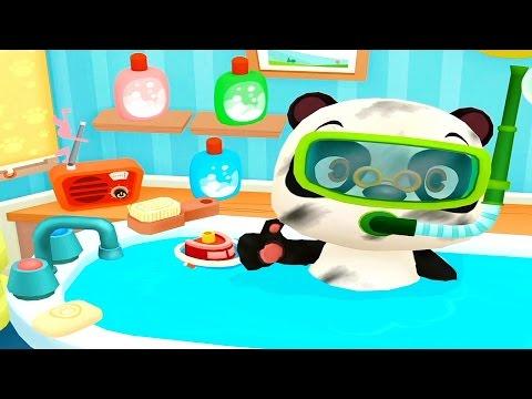 Доктор Панда в Японском ресторане - Dr  Panda's Restaurant Asia
