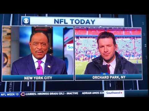 Tony Romo talks Eli Manning Situation