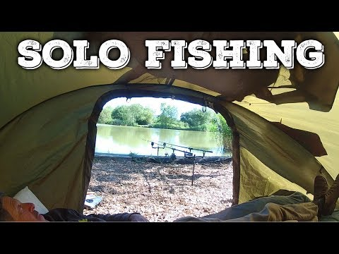 Solo Fishing & Camping - A Fine Adventure!