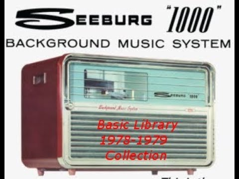 Retro Seeburg 1000 Elevator Music Volume 1
