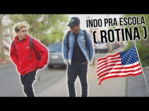 MINHA ROTINA NOS ESTADOS UNIDOS !!! (pt. 3) • Lorenzo Franco •