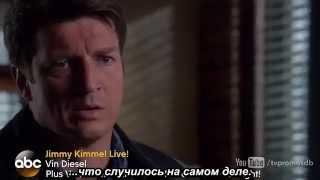 Castle ( Касл ) - 7 сезон 20 серия RUS SUB ( Промо )