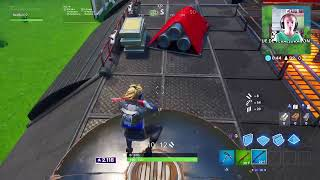 Fortnite direct testing skin on Sony Gold PS4 headsets