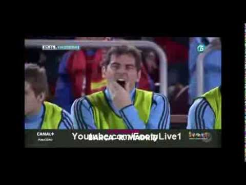 Iker Casillas Almost Sleeping in Match Belarus vs Spain World Cup Qualifications 2014