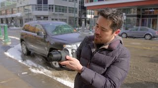 pentax KP  Hands-on Review