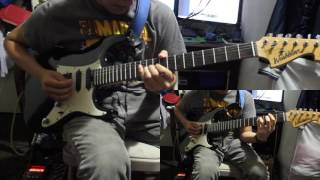 Stratovarius-Distant Skies cover + bonus guitarristico
