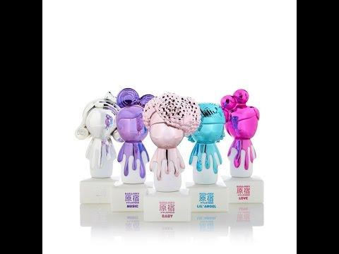 Harajuku Lovers Pop Eletric Perfume Review