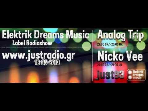 Analog Trip @ Justradio.gr 18-05-2013 ▲ Deep House Electronic Music dj set free download