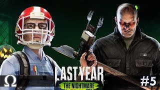 TOYING WITH THE SURVIVORS! | Last Year: The Nightmare #5 Multiplayer Ft. Cartoonz, Chilled + More!