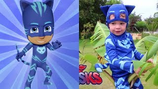 PJ Masks Characters in Real Life 2019