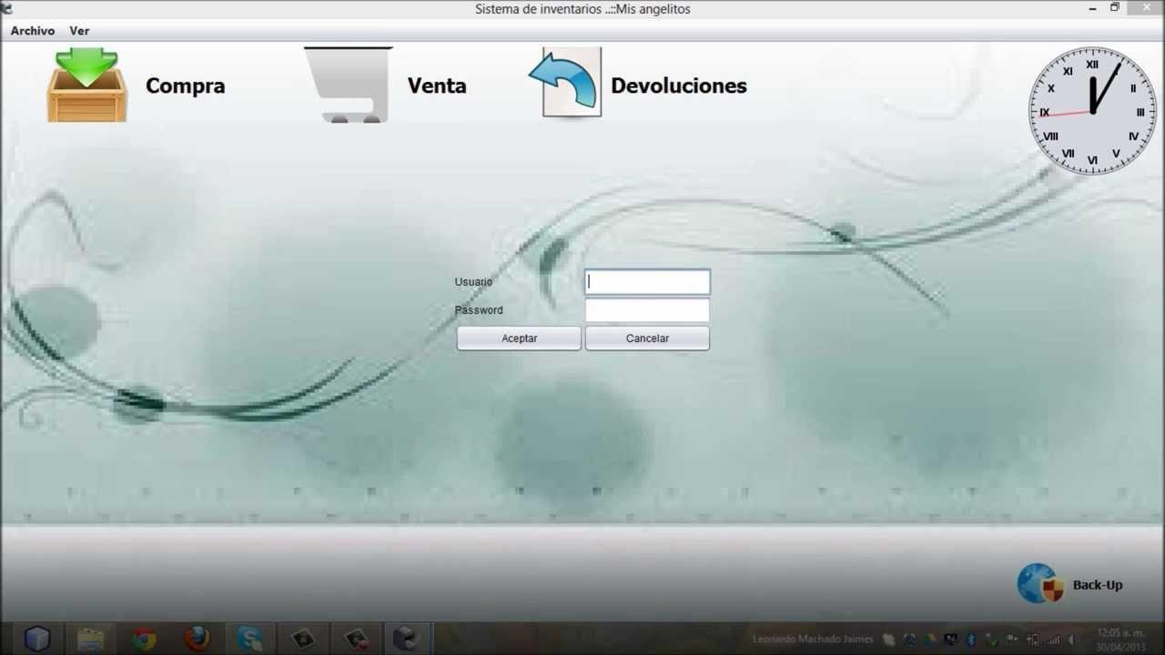 Sistema de Inventarios en NetBeans - YouTube