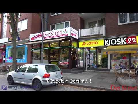 DERSİMO İMBİSS - HAMBURG / ALMANYA