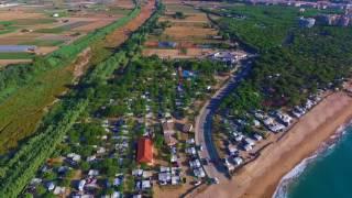 El Pinar Camping Video dron web 2016