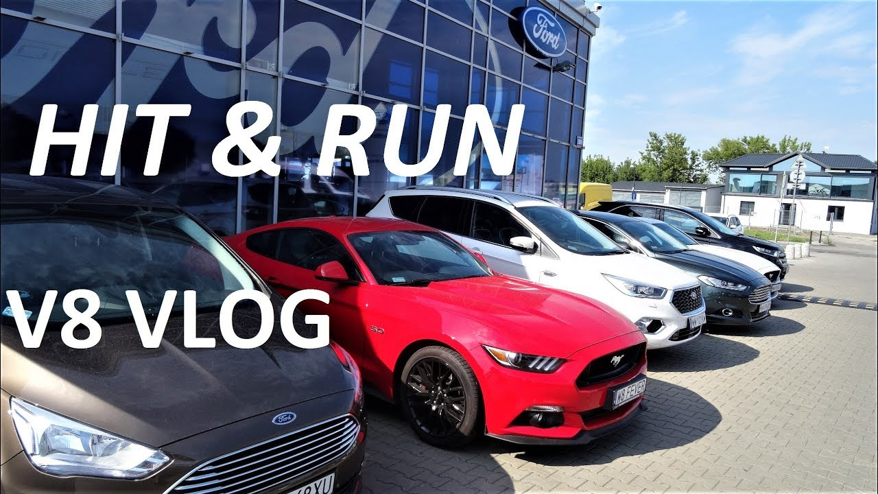2017 Ford Mustang GT V8 Vlog #22 KTOŚ Mi Wjechał W AUTO i ZWIAŁ / FOCUS RS