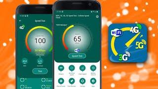 WiFi, 5G, 4G, 3G Speed Test - Cellular Speed Check screenshot 4