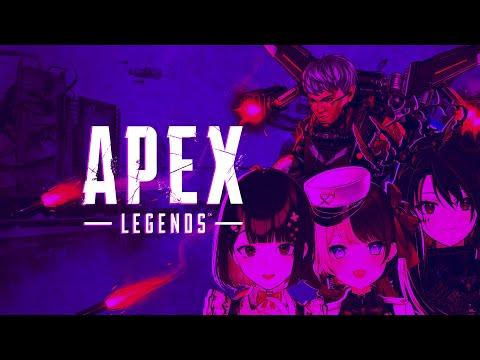 【APEX】ひなのみやこれん【ぶいすぽ/如月れん】