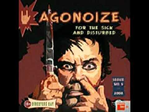 AGONOIZE - Cut Inside My Soul /with Lyrics
