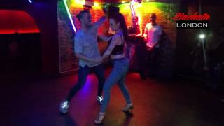 Adrian Y Ainoa (Bachata) - Musketeers Party in London May 2016