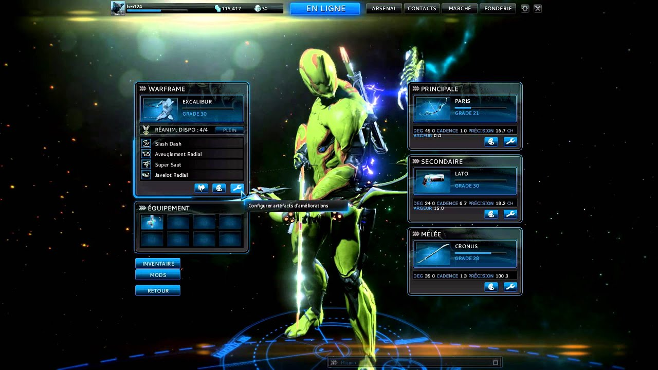 how to get all the dropship parts in warframe