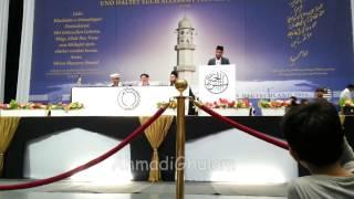 Ahd Shikni Na Karo Ahle Wafa Ho Jao - National Ijtema Deutschland 2014 - Rana Shiraz