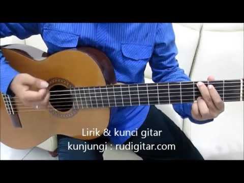 Belajar Kunci Gitar Wali Band Antara Aku Kau Dan Batu Akikku Strumming