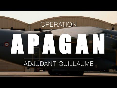 Opération APAGAN - Loadmaster sur A400M (épisode 5)