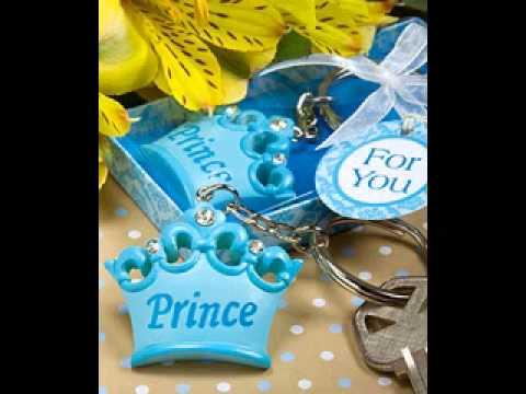 Prince Baby Shower Decor Ideas   YouTube
