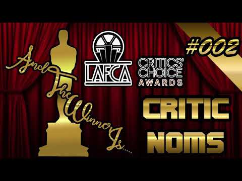 And the Winner Is.... #002: Critics' Choice Awards Nominations