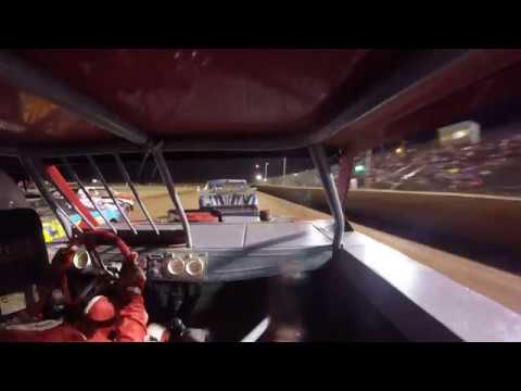 Dillan Randall Lawton Speedway feature 8-25-18