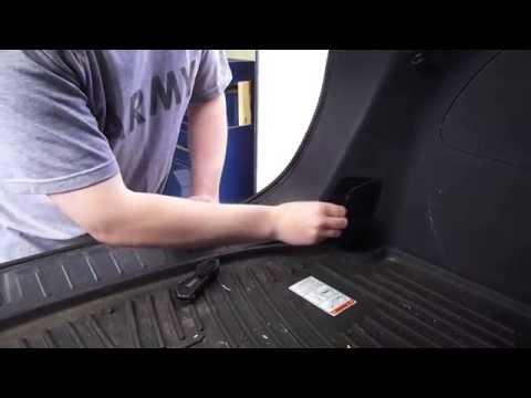 Hyundai Kia Suv Manual Fuel Door Release