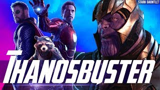 Iron Man & Rocket Make Asgardian Stark Tech & Infinity Gauntlet in Avengers Endgame