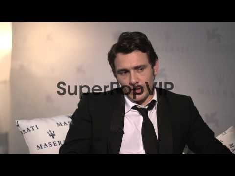 INTERVIEW - James Franco on being lonely growing up. at '...