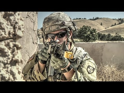 Cordon and Search Mission: California Army National Guard Military Police