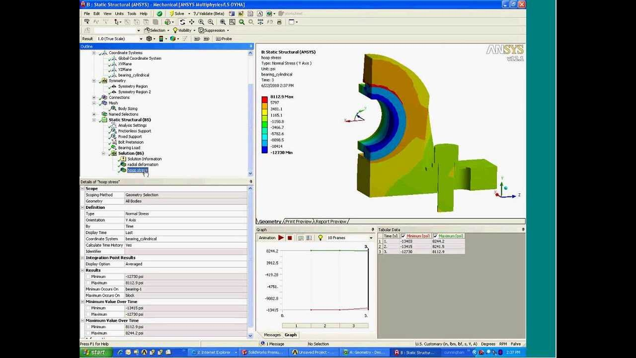 Introduction to Simulation Using ANSYS Workbench