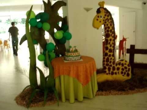 Fiesta tematica safari la jungla marzo 6 2011 ingreso - Mesa de libro para salon ...