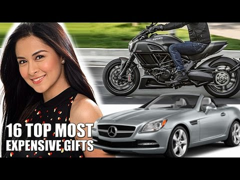 TOP MOST EXPENSIVE Celebrity Gifts in Philippines Showbiz History
