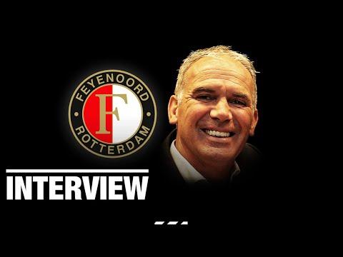Sjaak Troost nieuwe technisch directeur ad interim van Feyenoord