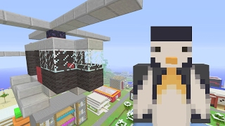 Gambar cover Minecraft Xbox: Flying High [249]
